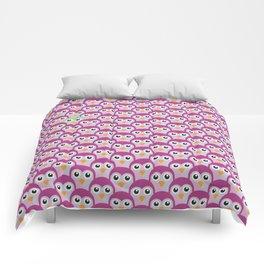 pink_penguin Comforters