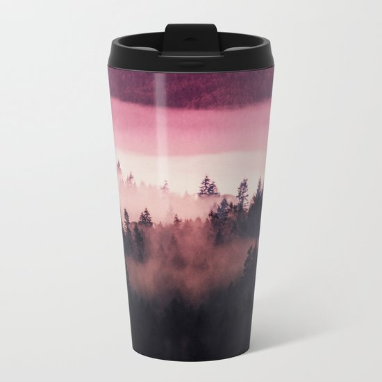 i miss you Metal Travel Mug