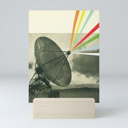 Earth Calling Mini Art Print