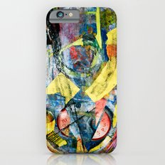Time Collage Slim Case iPhone 6s