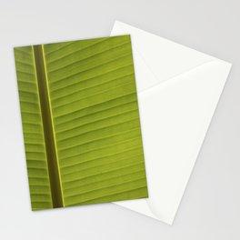 Banana Leaf II Stationery Cards