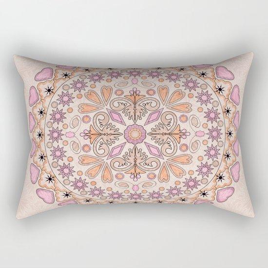Mandala. Rectangular Pillow