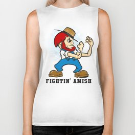 Fightin' Amish Biker Tank
