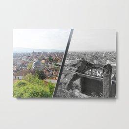 Prizren, Kosovo view Metal Print