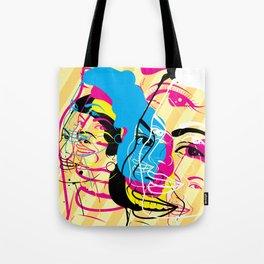 Ava Gardner Tote Bag