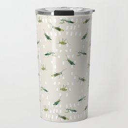 Mantis & Locusta Travel Mug