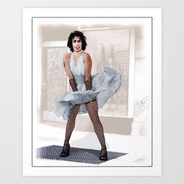 Picture Show Art Print