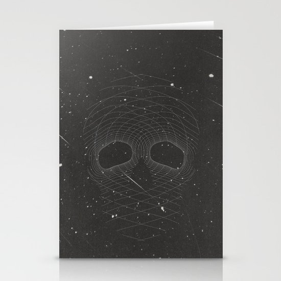 Dead Space Stationery Cards