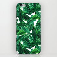 palm iPhone & iPod Skins featuring Palm  by Amy Sia