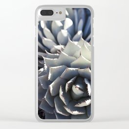 Agave Beauty Clear iPhone Case