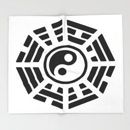 Marisa Kirisame's Mini-Hakkero (Black) - Touhou Project Throw Blanket