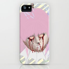 Everything Is Fine iPhone Case