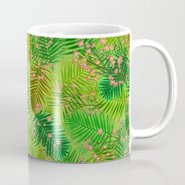 cherry in the forest Coffee Mug