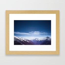 Asia 8 Framed Art Print