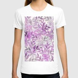 watercolor Botanical garden III T-shirt