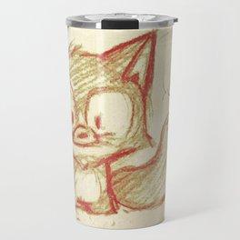 Alfa Fox Travel Mug