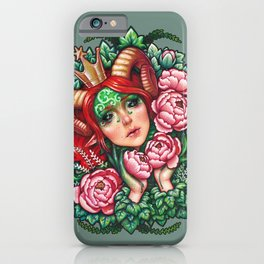 Titania Stigmata iPhone Case