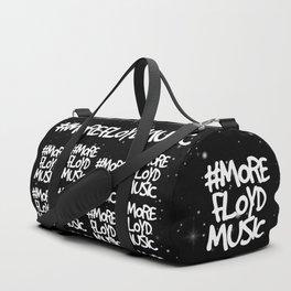 More Floyd Music Space Duffle Bag
