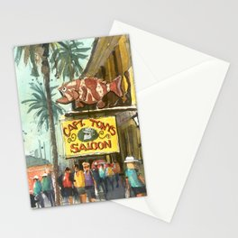 Captain Tony's, Key West Stationery Cards