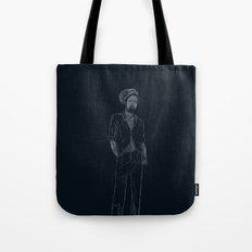 Gregory Isaacs Tote Bag