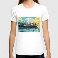 alaska T-shirts featuring Alaska by Ursula Rodgers