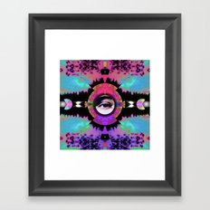 Visionary Expansion Framed Art Print
