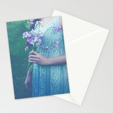 In Her Dreams She Roamed Wild and Free Stationery Cards