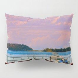 Twilight over the Bay Pillow Sham
