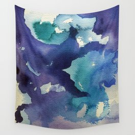 I dream in watercolor B Wall Tapestry