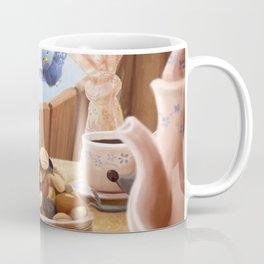 The sweet smell of coffee Coffee Mug