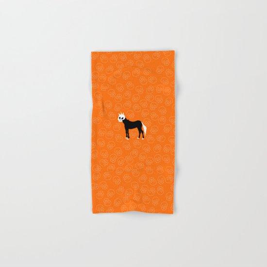 Skullhead Unicorn Hand & Bath Towel