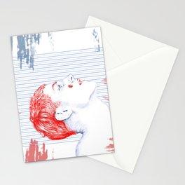 BlueRed Boy Stationery Cards
