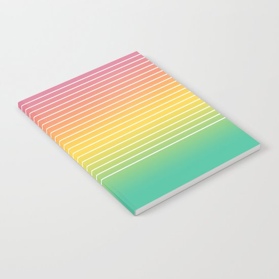 Tropical Fruit Notebook