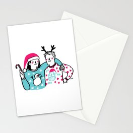 Season's Greetings! Stationery Cards