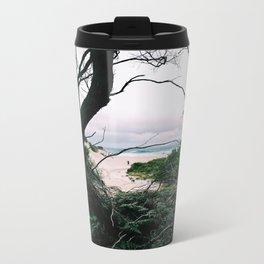 Ocean View, Squeaky Beach, Victoria, Australia Metal Travel Mug