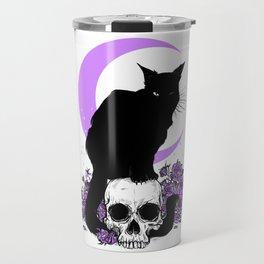 The Black Cat Travel Mug