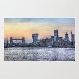 Evening In London Rug