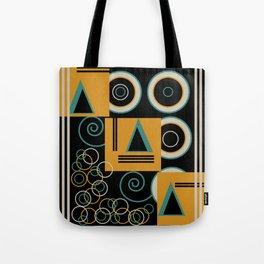 Modern Aztec Tote Bag