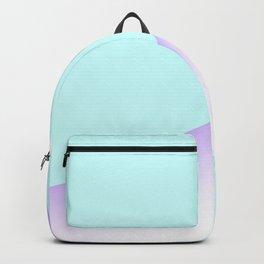 Plastic mint Backpack