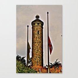 Woodbridge Memorial Tower Canvas Print