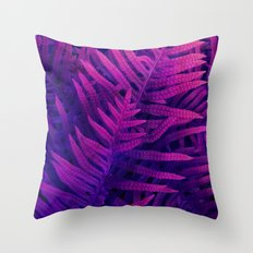 Ferns#2 Throw Pillow