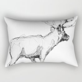 Fucking hunters Rectangular Pillow