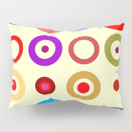 Op Art #7 Pillow Sham