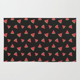 Juicy watermelon slice - Pattern Design Rug