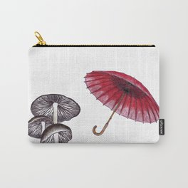 umbrella mushroom Carry-All Pouch