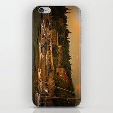 Abendstunden  iPhone & iPod Skin