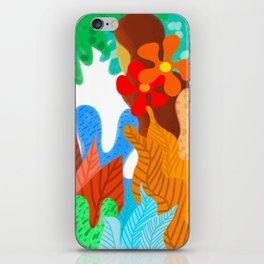 Wild Fire iPhone Skin