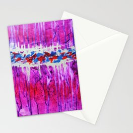 THE FUTURE IS GRAVITATIONAL MEMORIES Stationery Cards