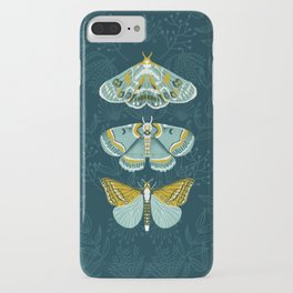 Lepidoptery No. 8 by Andrea Lauren  iPhone Case