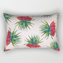 Crown imperial flowers Rectangular Pillow